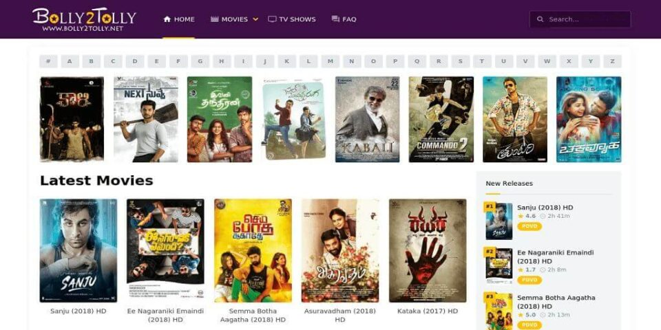 Bolly2Tolly 2021 : Watch Free Online Movies and Tv Shows